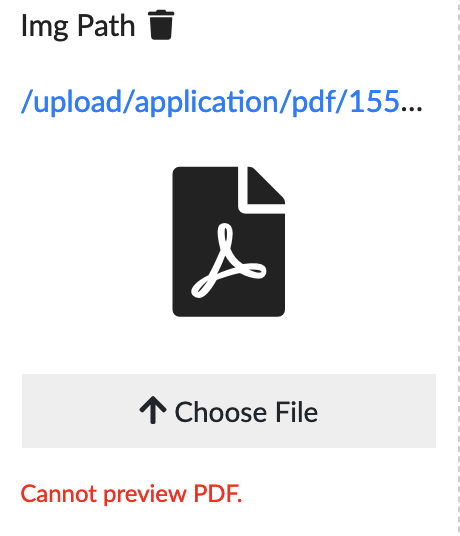 file preview